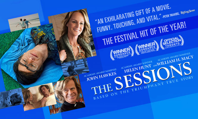 Cross Post: On Sex, Disability, and Helen Hunt in 'The Sessions ...