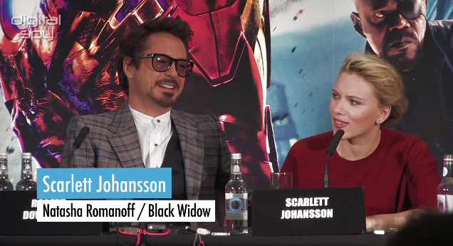 Cross Post Quote Of The Day Scarlett Johansson Tired Of Sexist Diet Questions Women And Hollywood