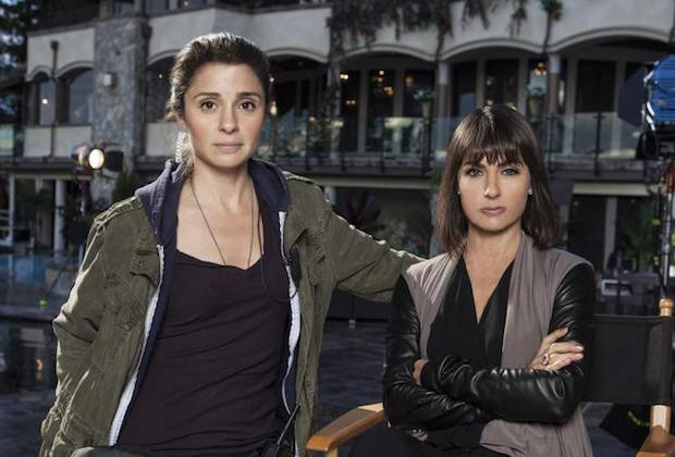 """UnREAL"""" Teasers Show How Reality TV Manipulates Its Stars 