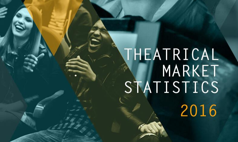 MPAA Report 2016: 52% of Movie Audiences Are Women & Other