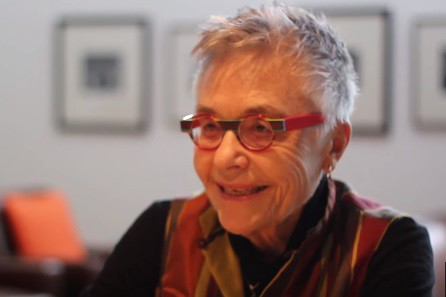 IMG BARBARA HAMMER, American Feminist Filmmaker