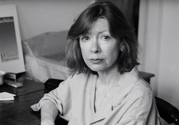 "Trailer Watch: Joan Didion Finds Her Voice in Netflix Doc ""The Center Will  Not Hold"" 