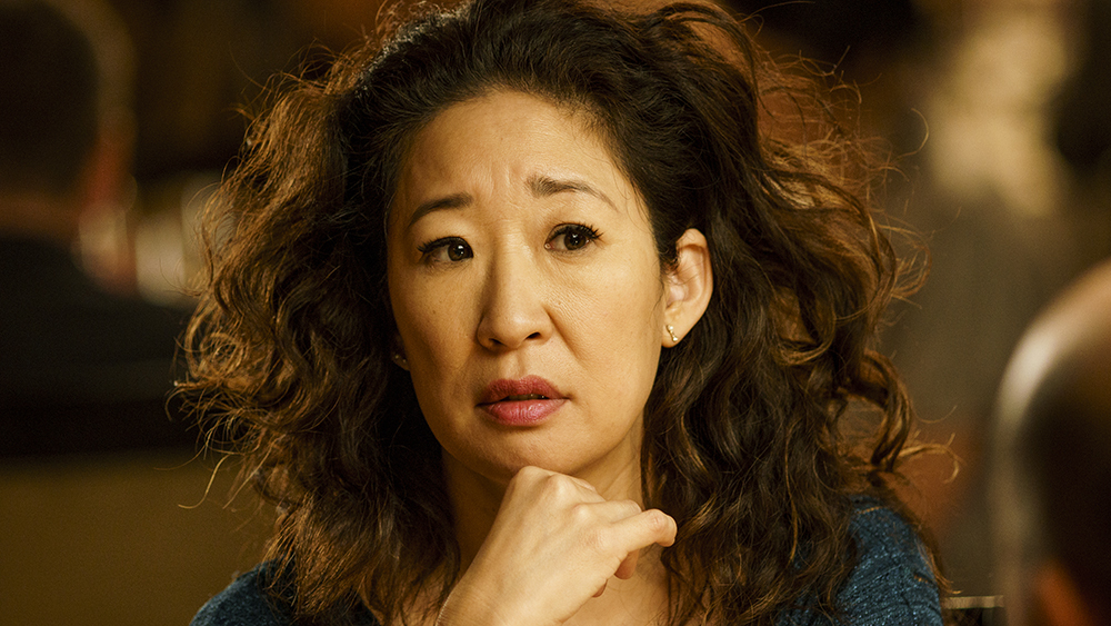 "Sandra Oh, ""The Good Fight,"" Leah Remini, & More Among 2019 Gracie"