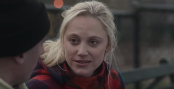 """Trailer Watch: Maika Monroe Hears an Unusual Pickup Line in """"After Everything"""""""