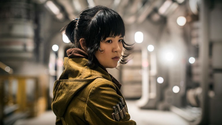 "Quote of the Day: ""Star Wars'"" Kelly Marie Tran Refuses to Be Silenced by Online Harassment"