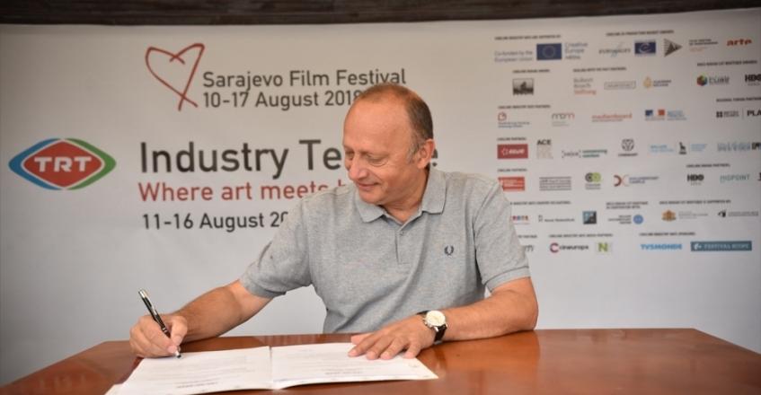 Sarajevo Film Festival Signs 5050×2020 Pledge