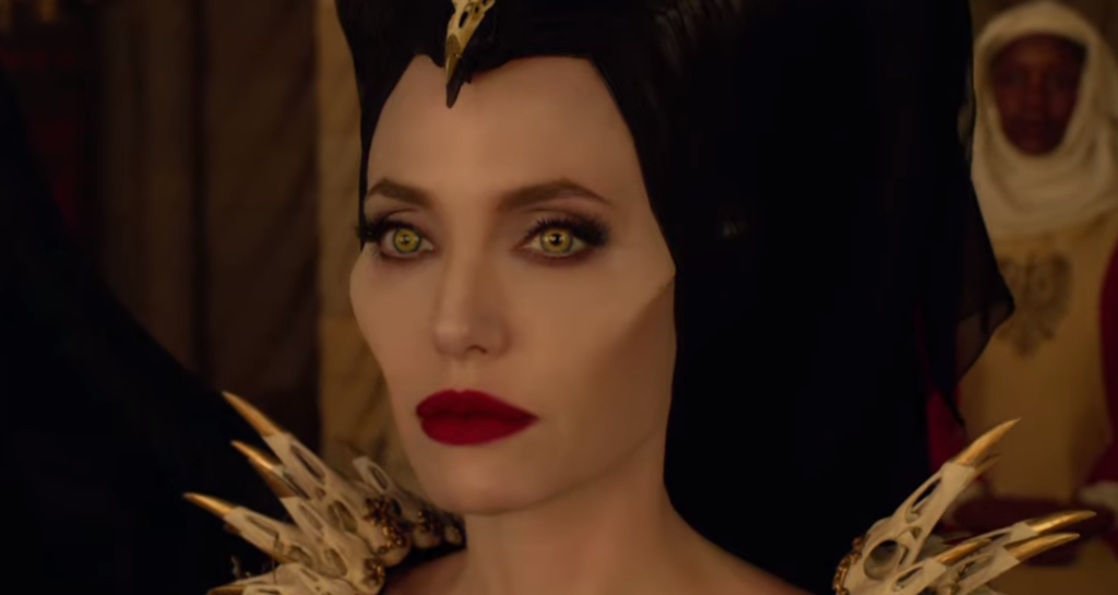 Trailer Watch Angelina Jolie And Elle Fanning Are At War In