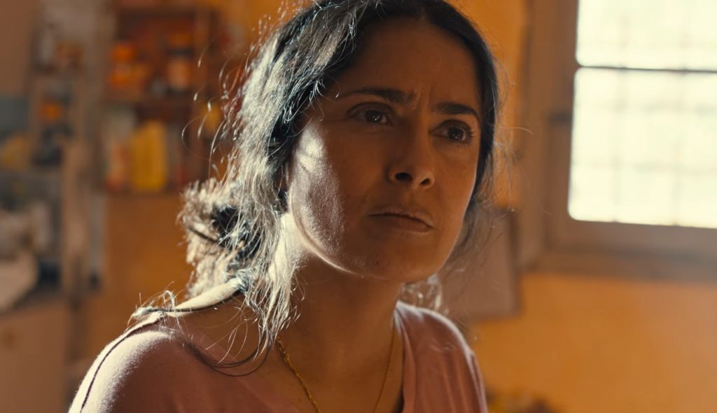 """Salma Hayek & Javier Bardem Consider """"The Roads Not Taken"""" in  Sally Potter's Latest 