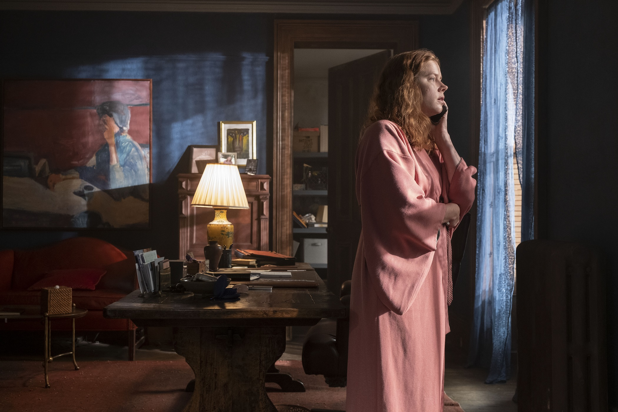 """Trailer Watch: Amy Adams Brings """"The Woman in the Window"""" to Netflix"""