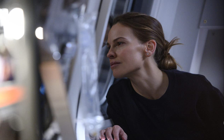 """Hilary Swank Set to Portray History-Making Race Car Driver Janet Guthrie in """"Speed Girl"""""""