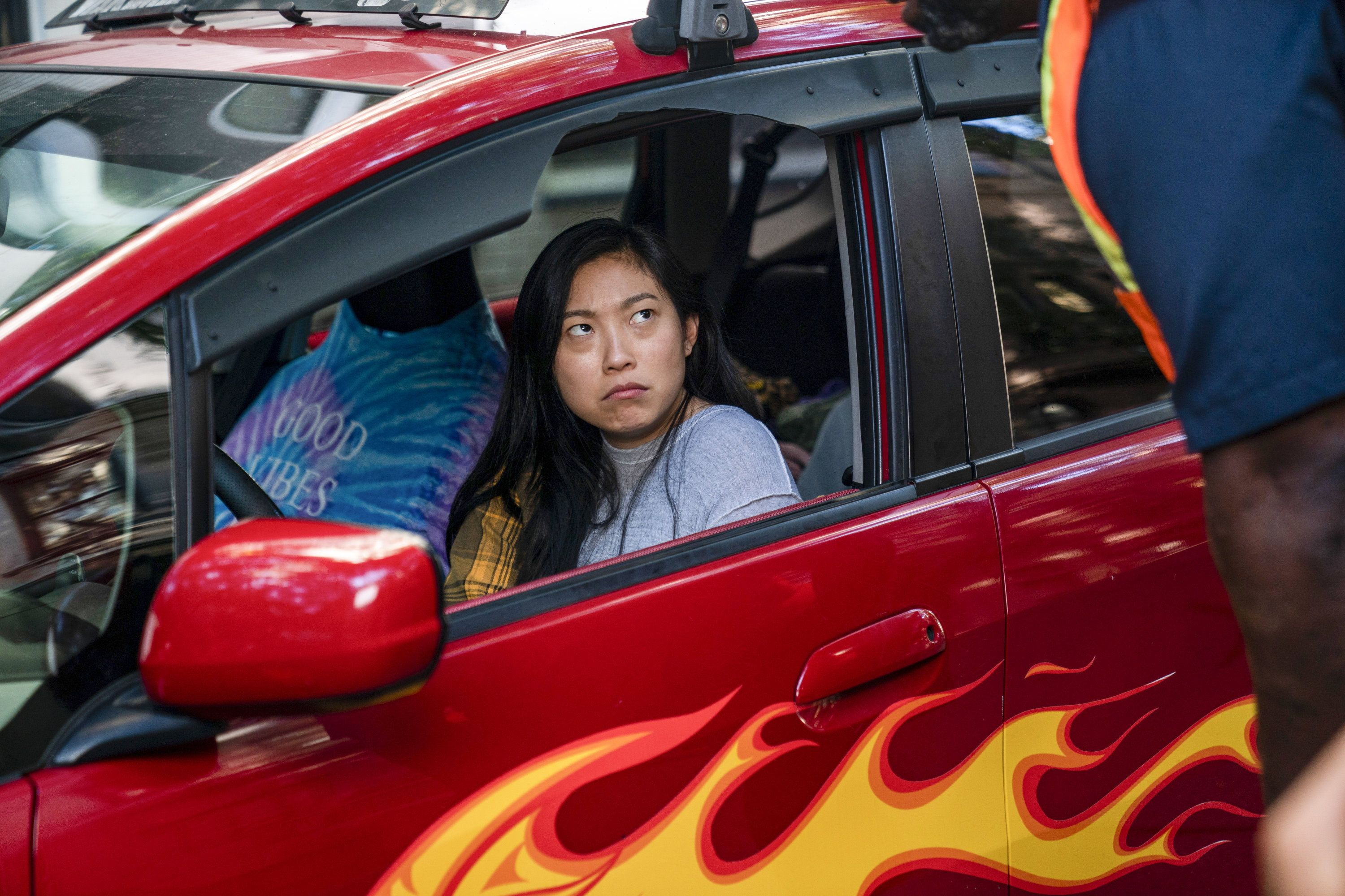 """Trailer Watch: Weed, Romance, & Shenanigans Abound in """"Awkwafina Is Nora from Queens"""" Season 2"""