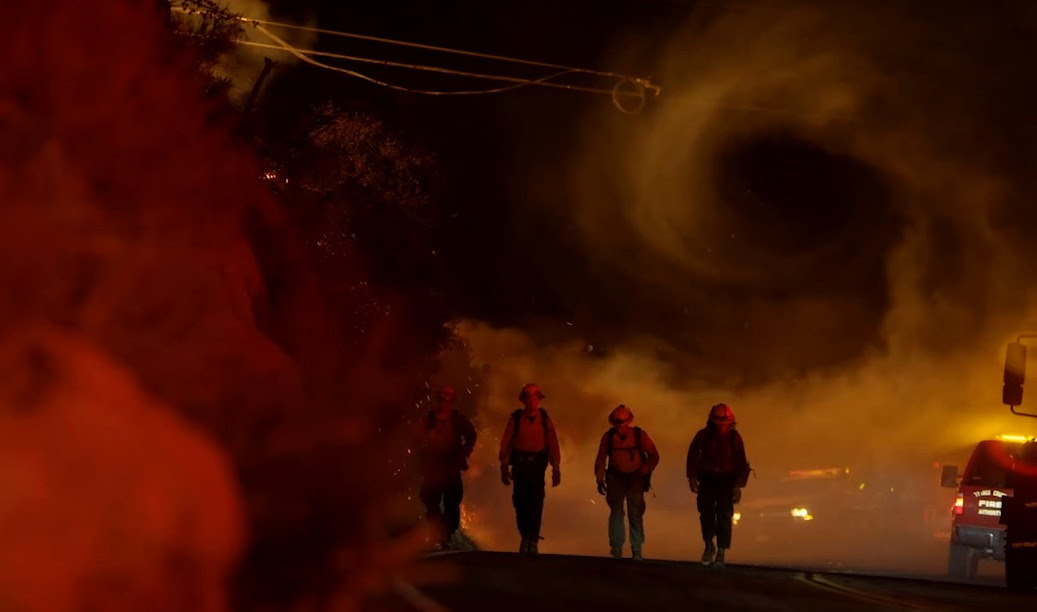 """Trailer Watch: Lucy Walker Chronicles the 2018 California Wildfires in """"Bring Your Own Brigade"""""""
