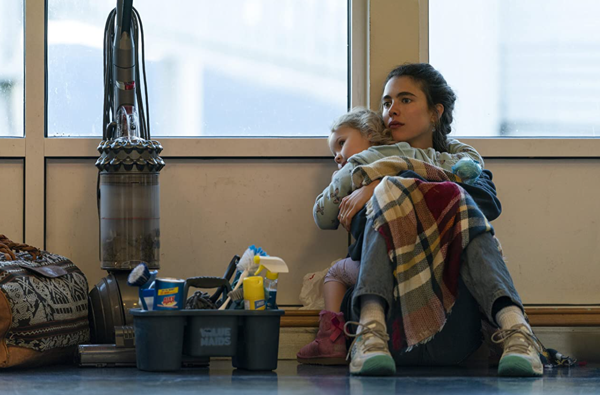 """Trailer Watch: Margaret Qualley Rebuilds Her Life After Leaving Her Abusive Ex in """"Maid"""""""